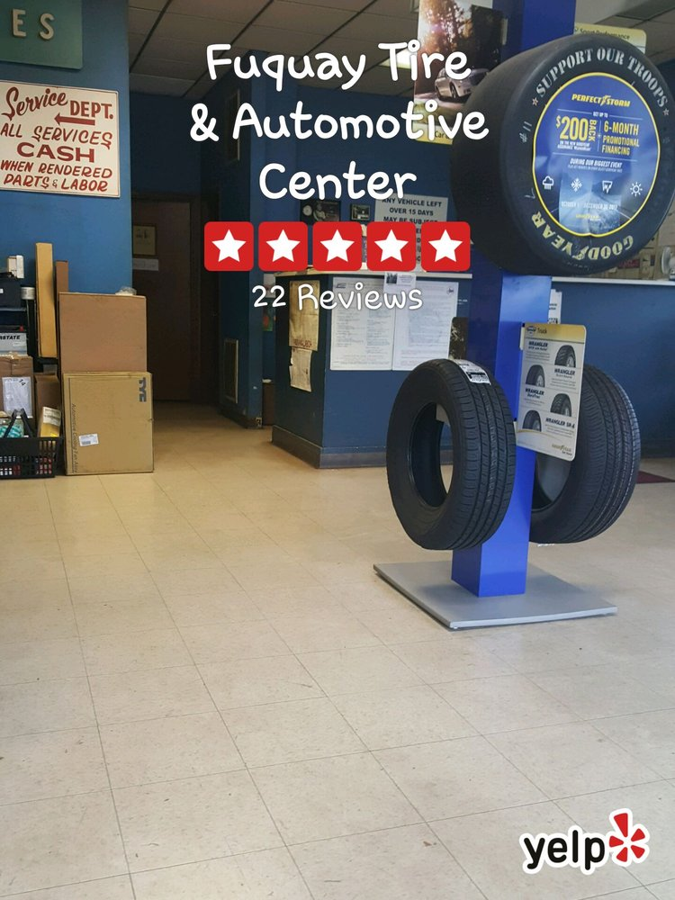 Fuquay Tire & Automotive Center: 108 E Academy St, Fuquay Varina, NC