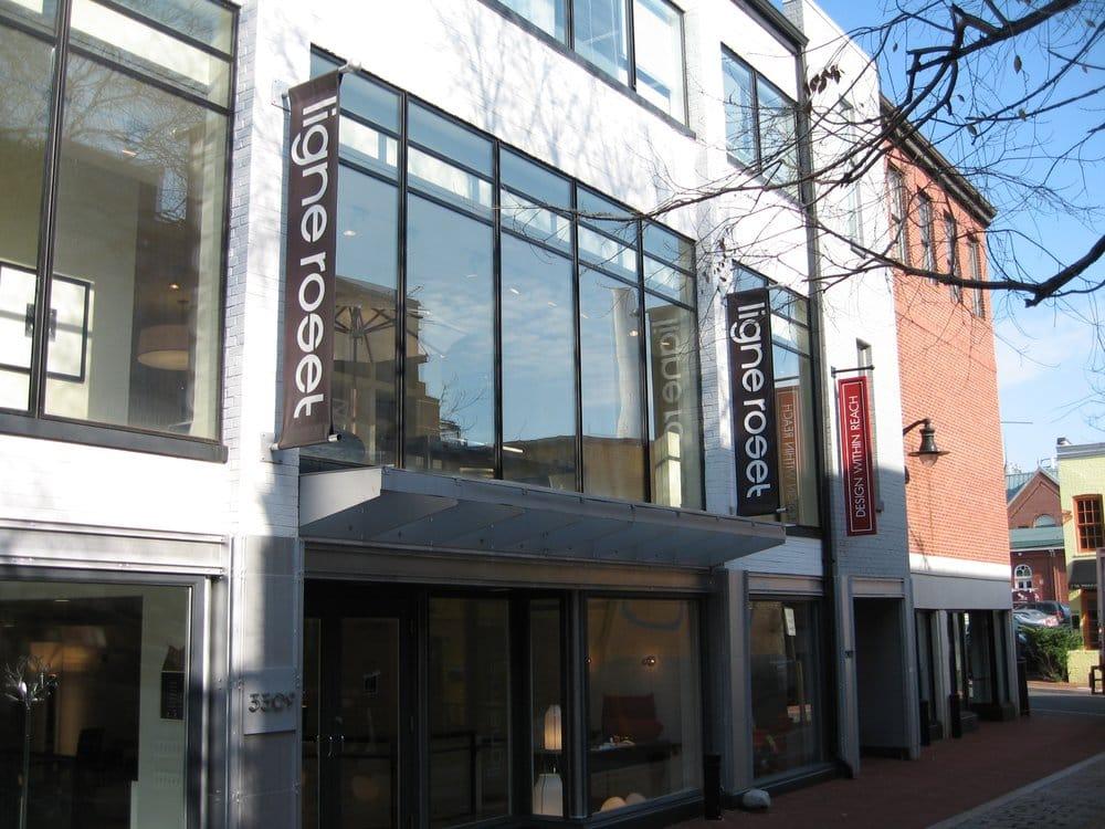 Ligne Roset Closed Furniture Stores 3306 M St Nw Georgetown Washington Dc Phone