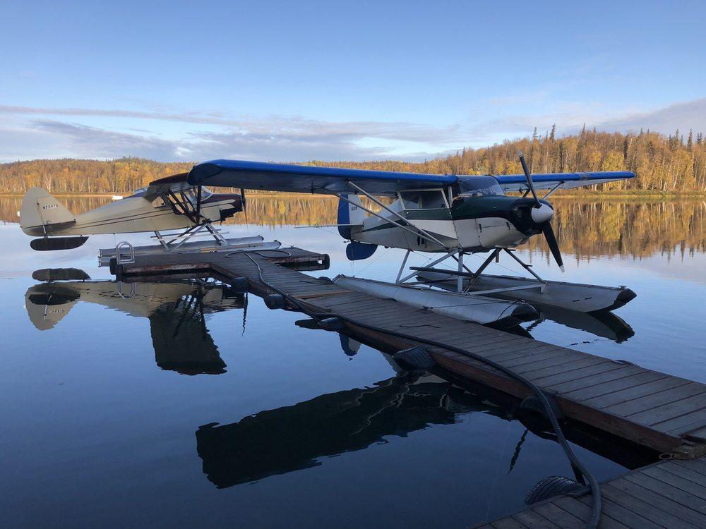 Alaska Floats & Skis: 15339 E Botner Dr, Talkeetna, AK