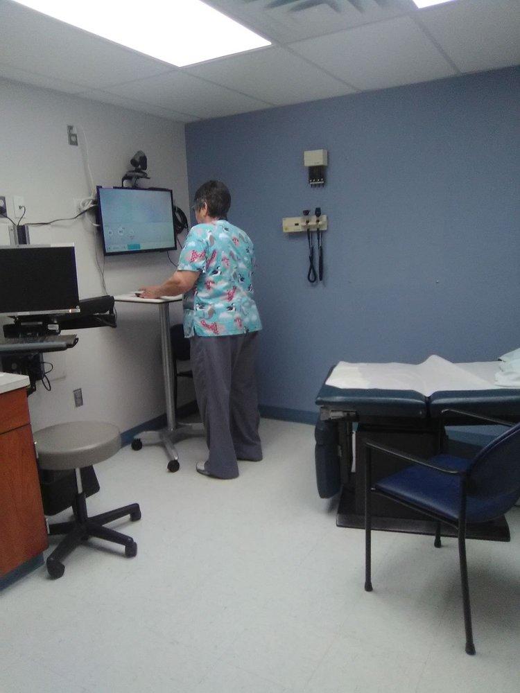 Okeene Medical Clinic: 124 S 6th St, Okeene, OK