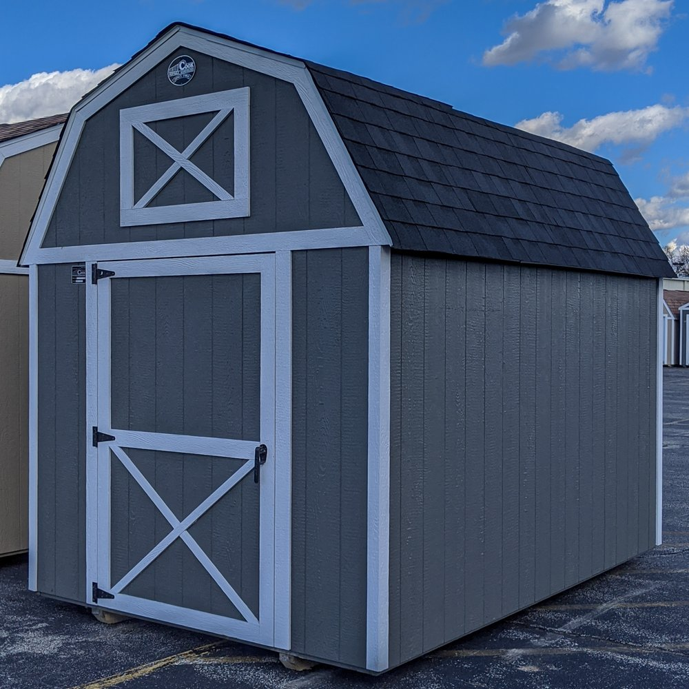 Cook Portable Warehouses: 2901 Wabash Ave, Terre Haute, IN