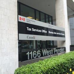 canada revenue agency address vancouver bc