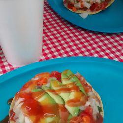 photo of los clamariscos guadalajara jalisco mexico lleg la comida