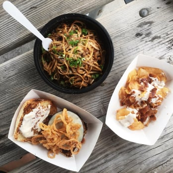 Soul Food Street Kitchen Food Truck Menu