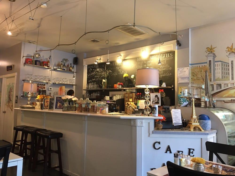 Cafe Paris Metuchen