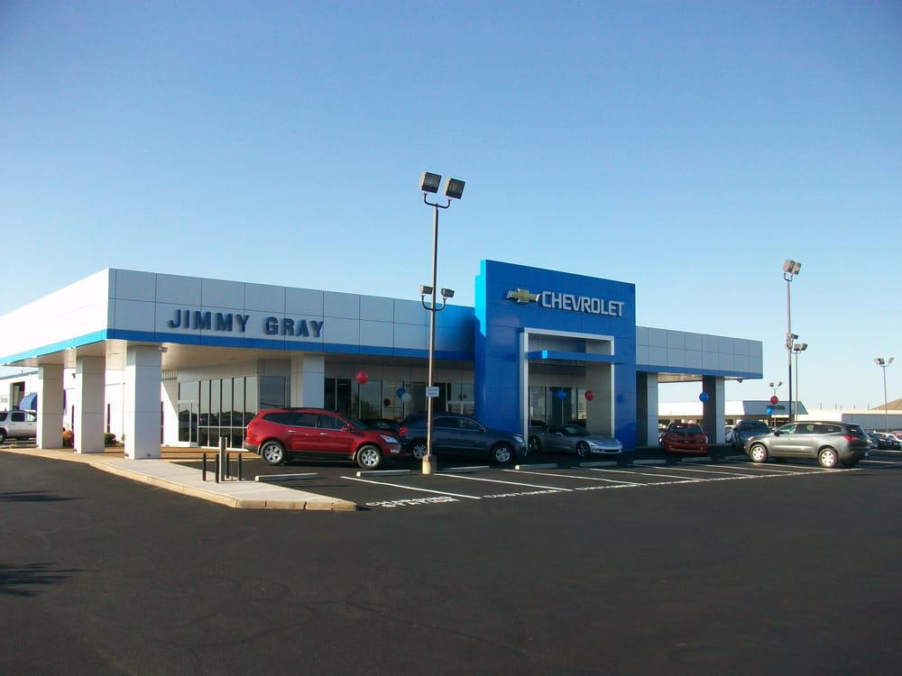 Jimmy Gray Chevrolet