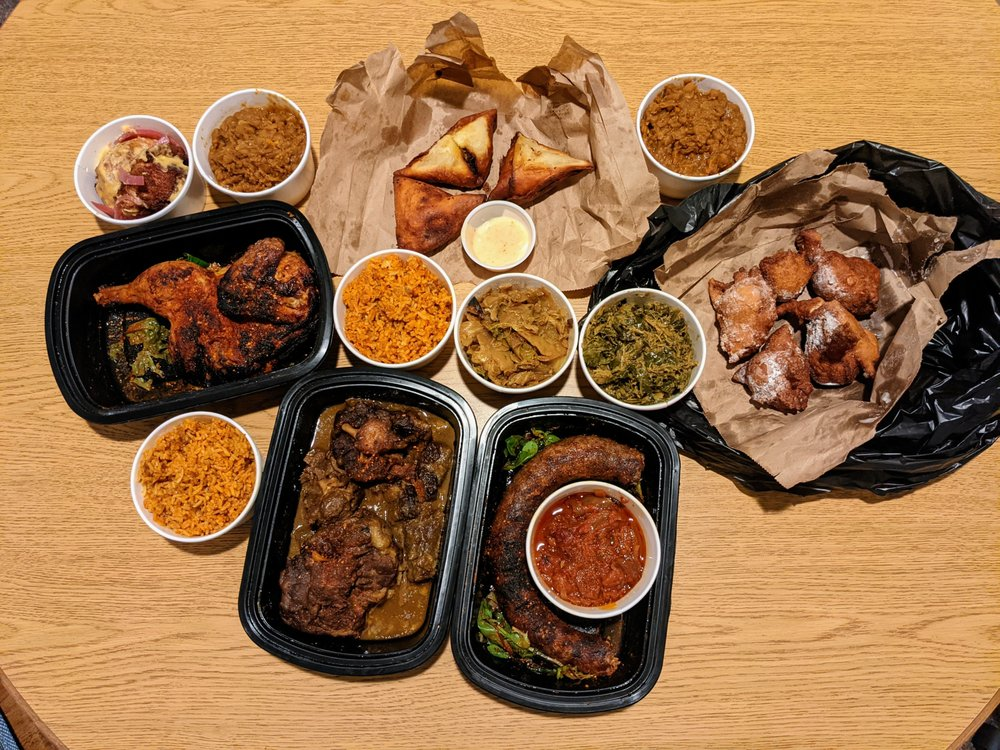 Food from Zweli's