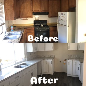 Photo Of Capital Counters Cabinets Kitchen Bath Home Remodeling Corona Ca