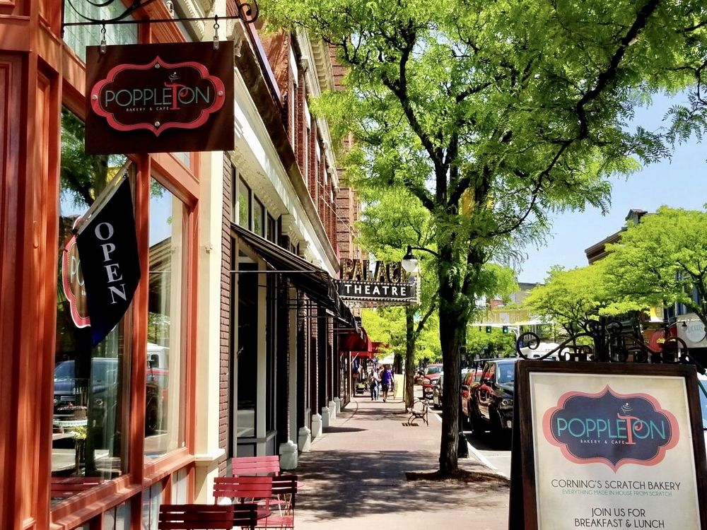 Corning's Gaffer District: 114 Pine St, Corning, NY
