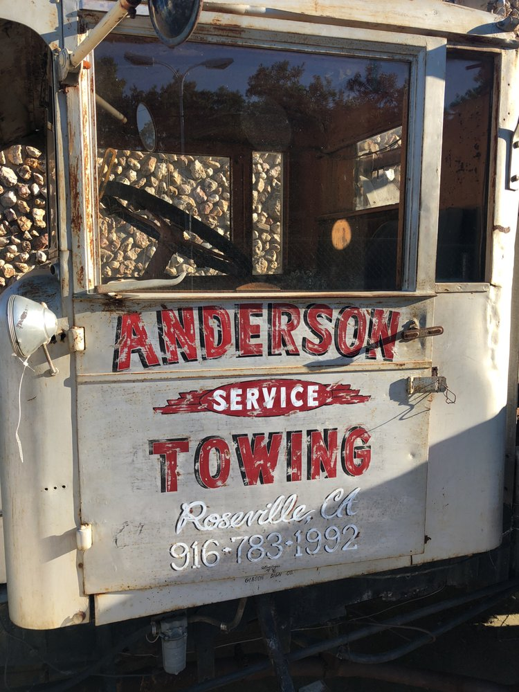 Anderson Tow Service - 31 Photos & 32 Reviews - Towing - 204