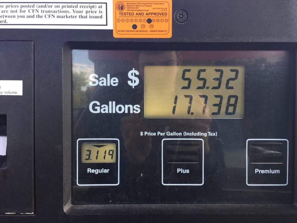 APP Gas Station - Gas Stations - 1306 Fones Rd SE, Olympia