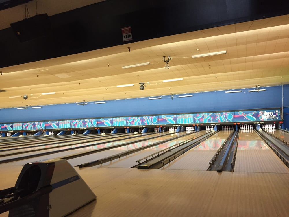 Manor Bowl