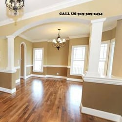 Photo Of Painter Raleigh Nc United States Interior Painting