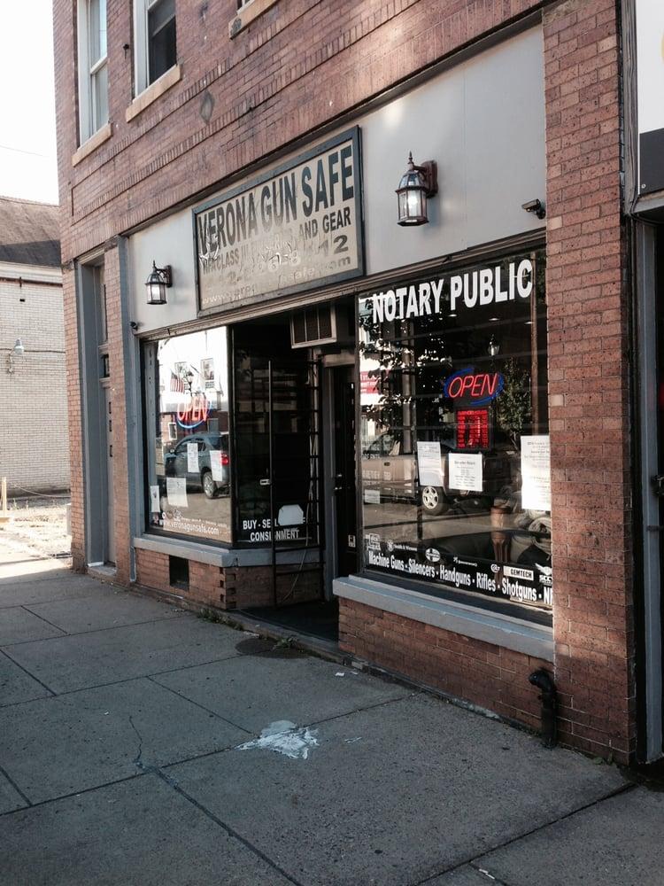 Verona Gun Safe: 716 Allegheny River Blvd, Verona, PA