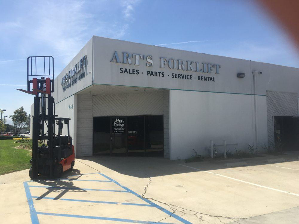 Arts Forklift Repair Automotive 1948 S Grove Ave Ontario Ca