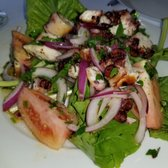 Photo of Liman Restaurant - Brooklyn, NY, United States. Octopus Salad