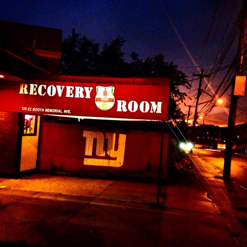 Recovery Room: 135-24 Booth Memorial Ave, Flushing, NY