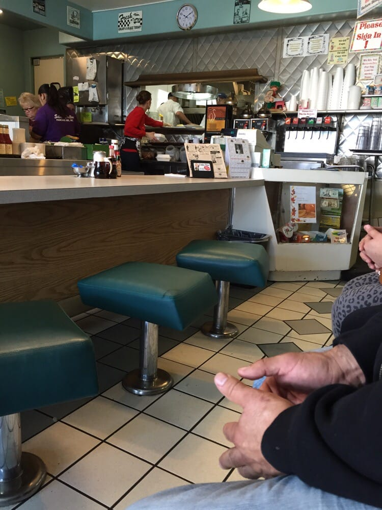 Photo of Silver Dollar Pancake House - Corona, CA, United States. Look like everyone's working happy