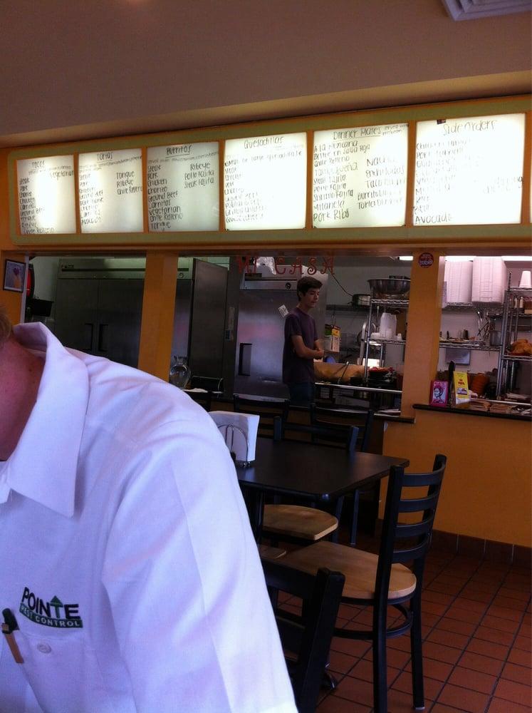 Mexican Restaurant Main St Wheaton Il