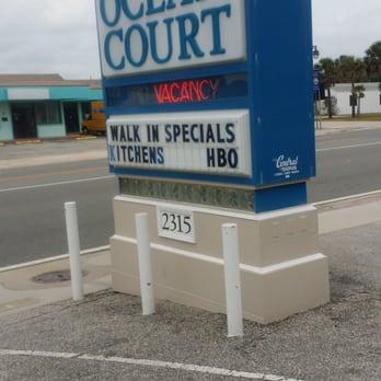 Photo Of Ocean Court Motel Daytona Beach Fl United States