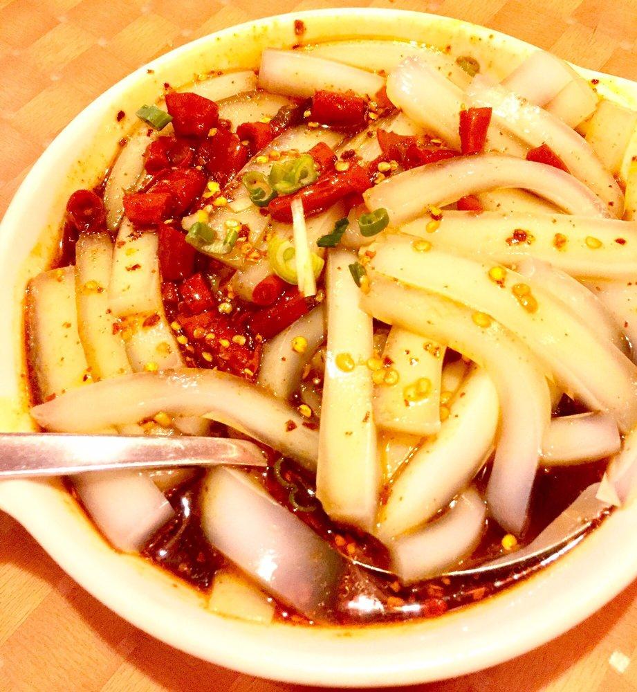 Food from Chengdu Taste