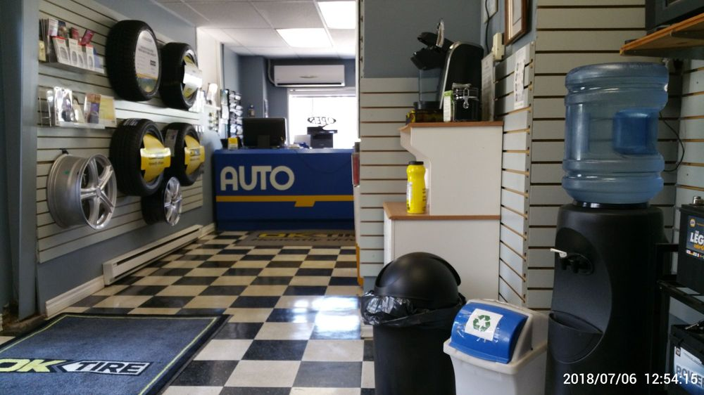 Gray's OK Tire & Auto Service: 3587 Percy Street, Halifax, NS