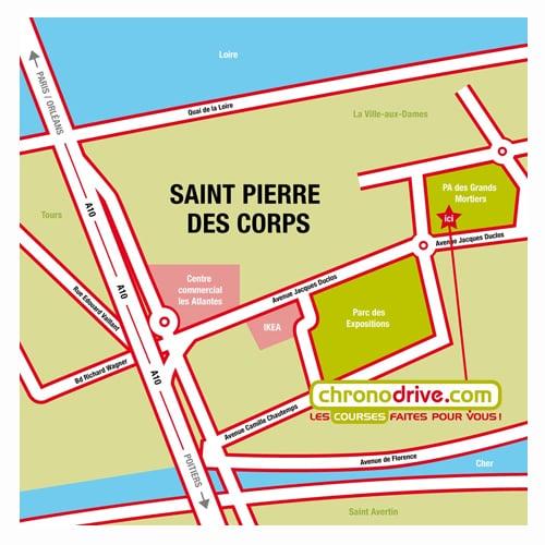 Chronodrive grocery avenue jacques duclos saint - Boulanger saint pierre des corps ...