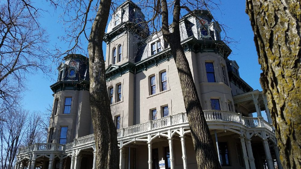Hegeler Carus Mansion: 1307 Seventh St, La Salle, IL