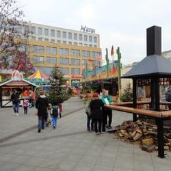 Weihnachtsmarkt Berlin 2019.Weihnachtsmarkt Hellersdorf Christmas Markets Alice Salomon