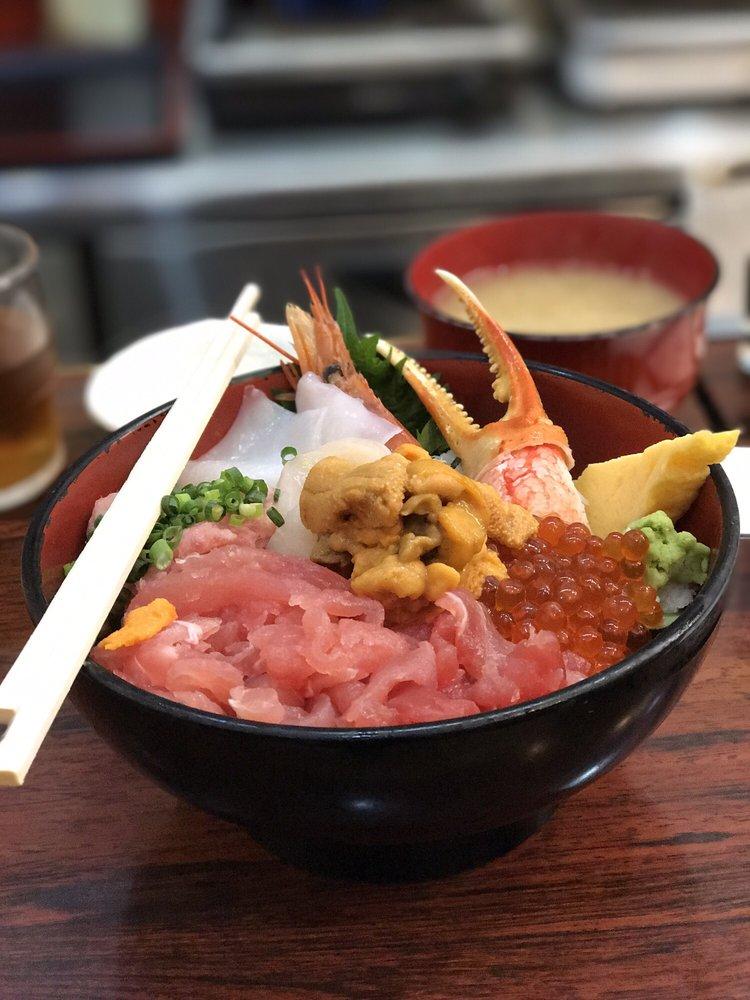 Kaisendonburi Ōedo Tsukijiichibanai