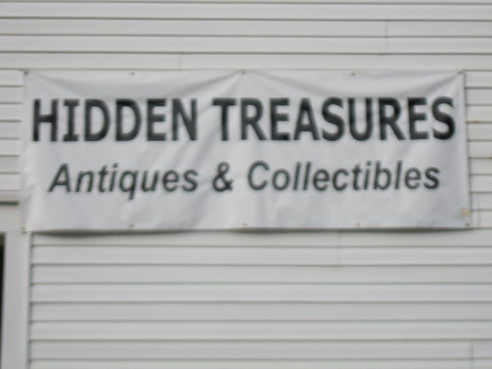 Hidden Treasures: 310 N Centre St, Pottsville, PA