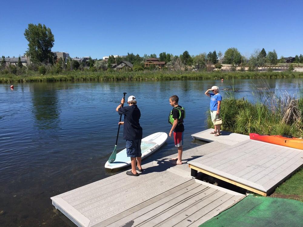 Tumalo Creek Kayak and Canoe: 805 SW Industrial Way, Bend, OR