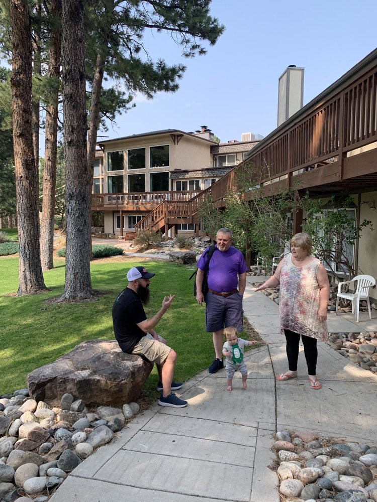 Hideaway Retreat Center: 3805 Walker Rd, Colorado Springs, CO