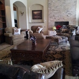 Photo Of Branon Interiors   Midland, TX, United States. Installing A New  Construction