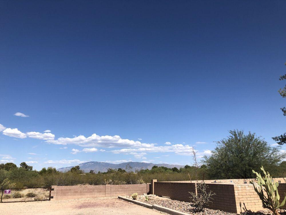Pet Cemetery of  The Tucson: 5720 E Glenn St, Tucson, AZ