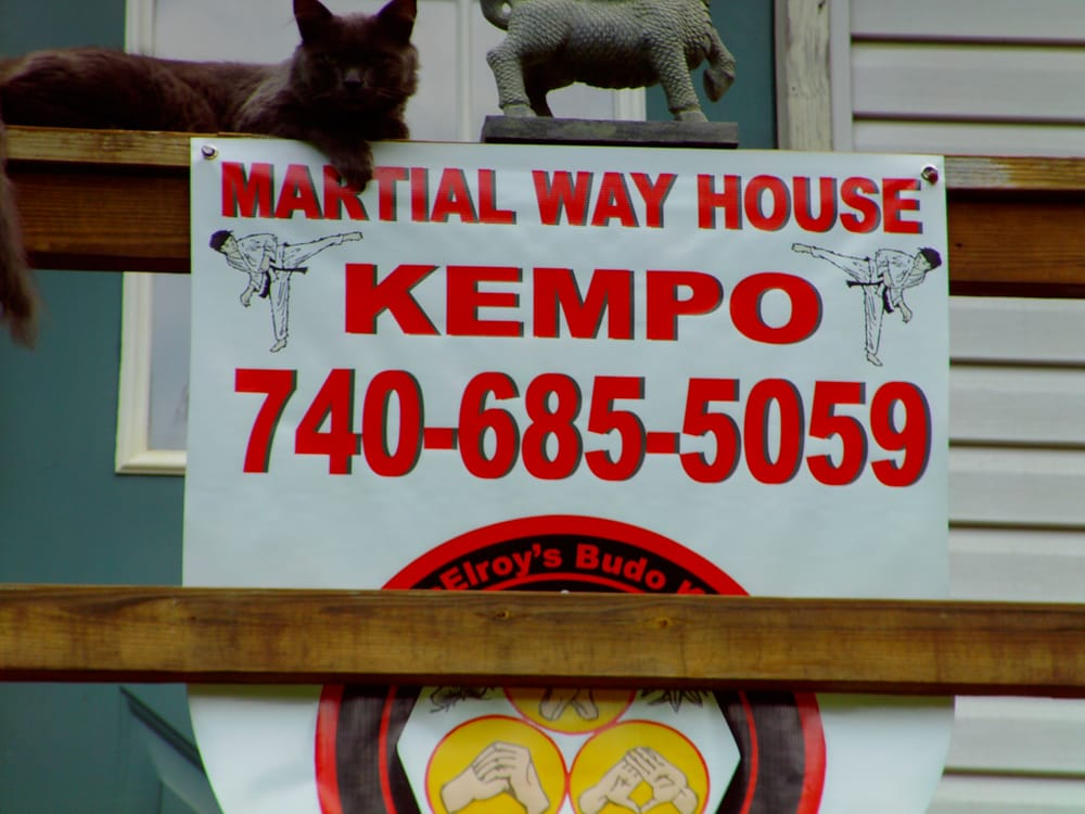 McElroy's Budo Kai: 9915 Roller Rd, Byesville, OH