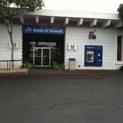 bank of hawaii kalihi