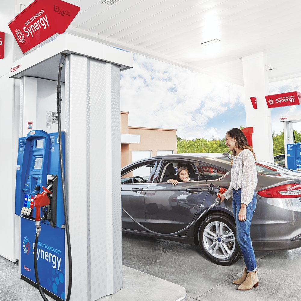 Exxon: 4727 US Hwy 59 S, Livingston, TX