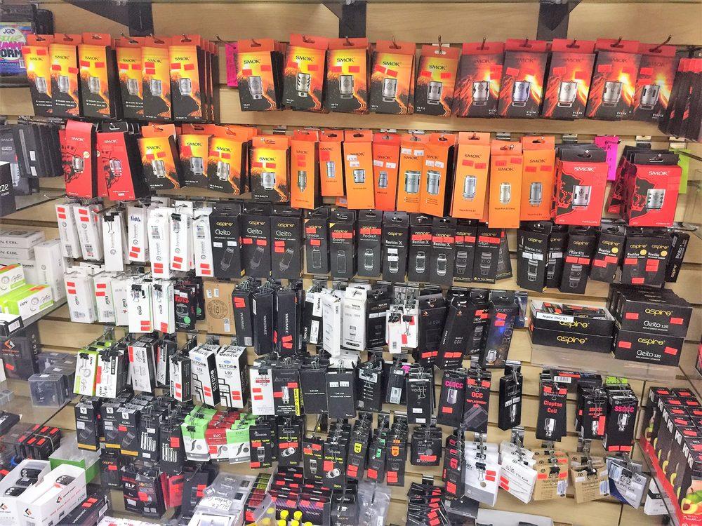 Gunn Smoke Shop: 4107 Gunn Hwy, Tampa, FL