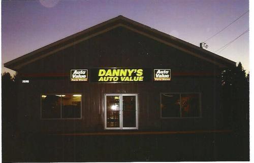 Dannys Auto Parts >> Danny S Auto Value 7595 State Highway M123 Newberry Mi Auto