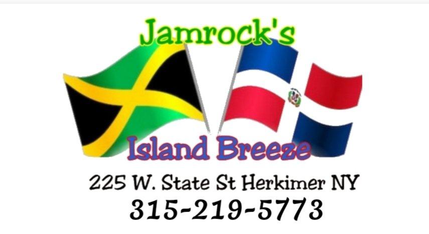 Jamrock's Island Breeze: 225 W State St, Herkimer, NY
