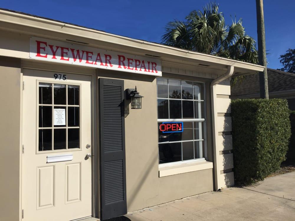 Knight's Eyewear Repair: 975 E Altamonte Dr, Altamonte Springs, FL
