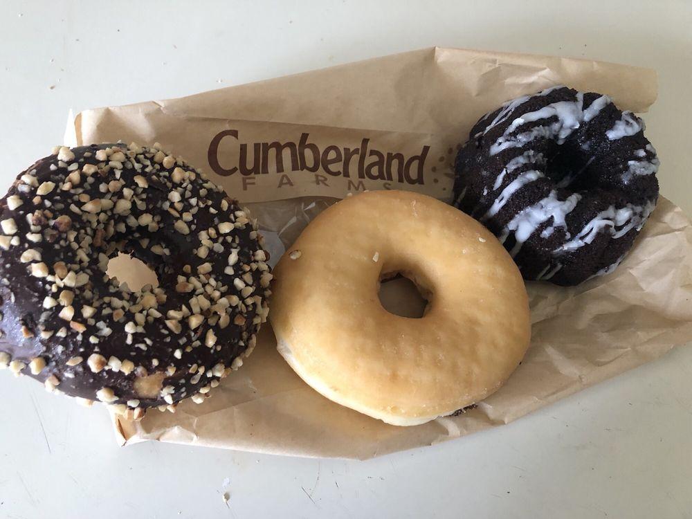 Cumberland farms donuts