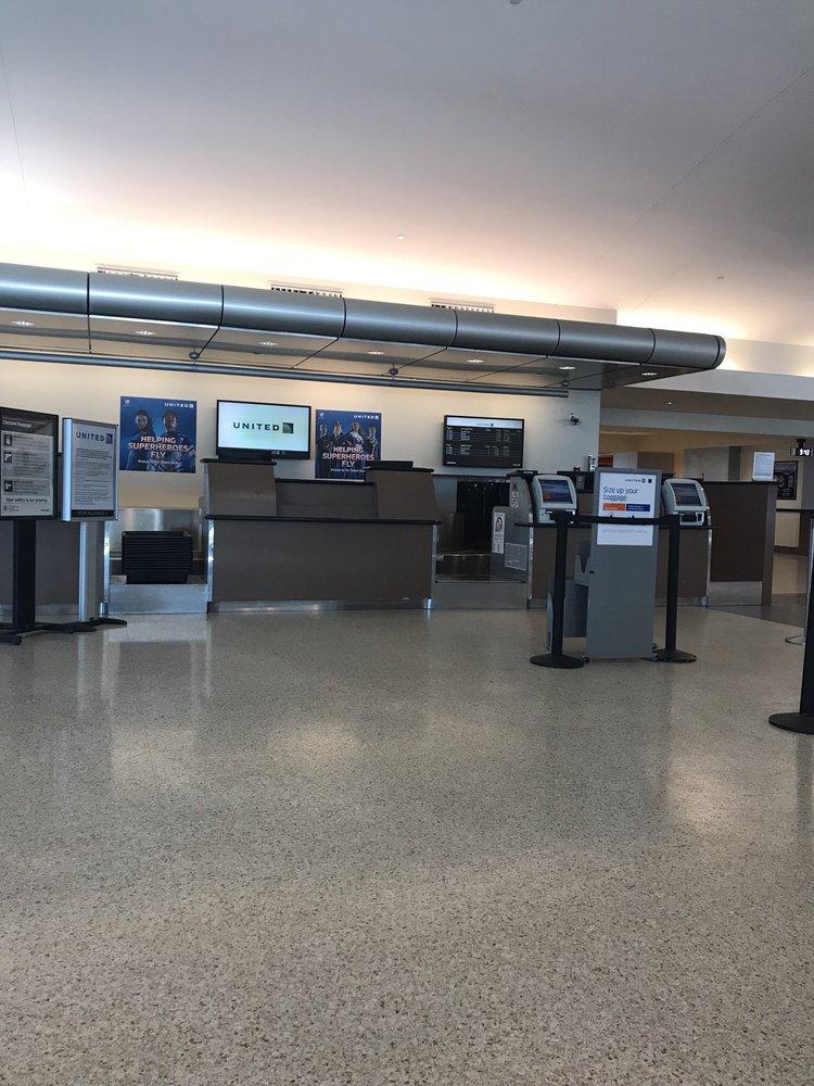Rick Husband Amarillo International Airport: 10801 Airport Blvd, Amarillo, TX