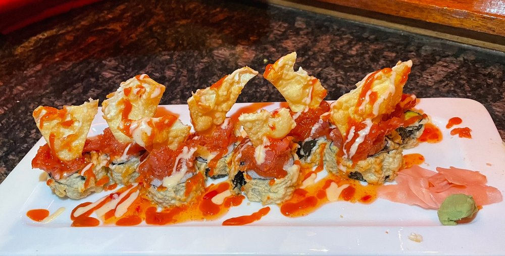 Fuji Steak House And Sushi: 5075 Garth Rd, Baytown, TX