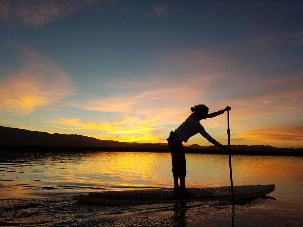 Paddle Method: Marina Del Ray, CA