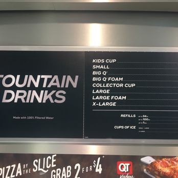 Fountain drink prices - Yelp