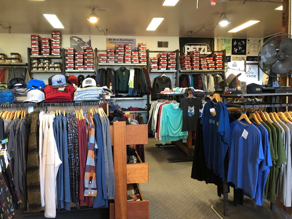 The Outdoor Store: 247 N Main St, Fort Bragg, CA