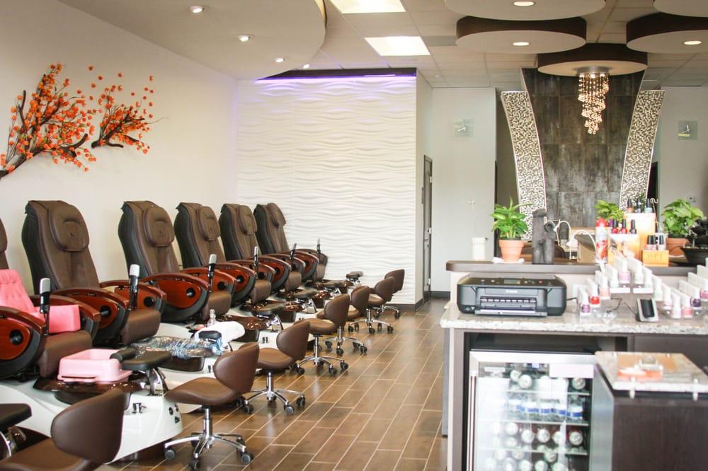 Photos for urban nail salon yelp for Nail salon winter garden village
