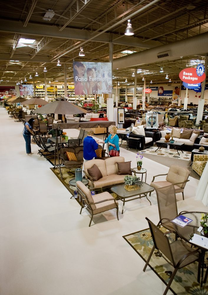 Mrs b 39 s clearance factory outlet patio furniture yelp for Outlet b b